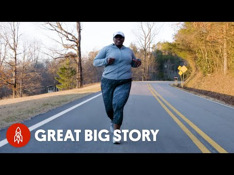 Meet the Plus Size Ultra Marathon Runner Breaking Stereotypes