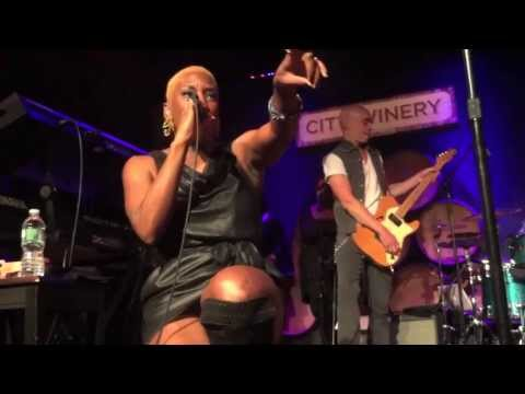 Liv Warfield + NPG  Why Do You Lie?  2013-06-16