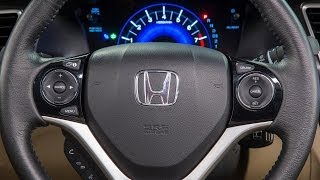 Remove Honda Ignition lock from steering wheel