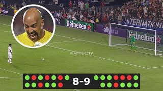 Funniest Penalty Shootout Ever