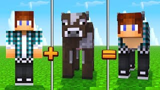 COMBINAMOS MOBS DENTRO DO MINECRAFT !! - Aventuras Com Mods #101