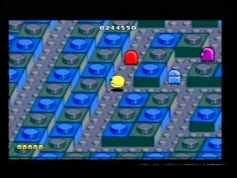 Pac-Mania Megadrive