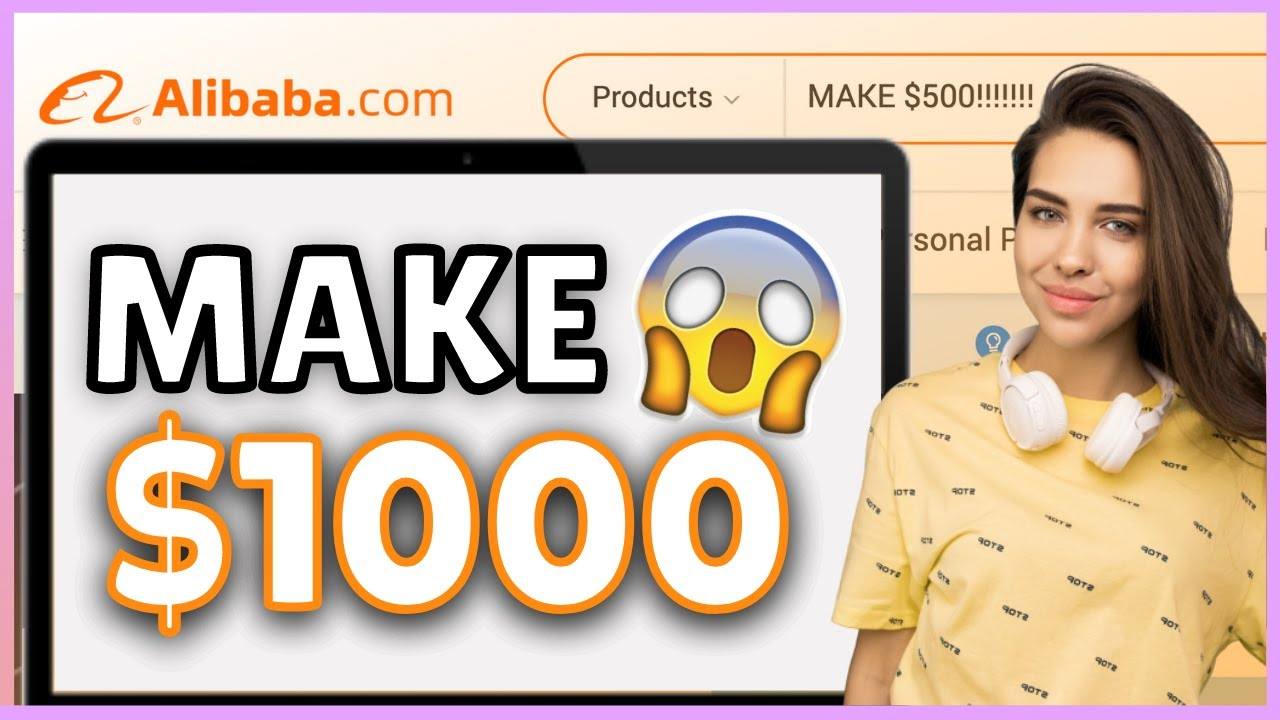 Earn money $1000 Per Day Flipping Products - Ecommerce Opportunity Make Money Online thumbnail