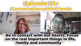 Conversation with Mona Meland Norway Episode 33