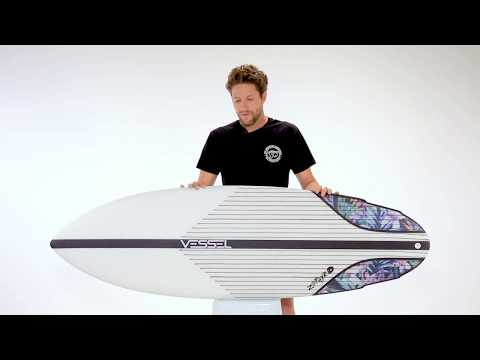 Vessel Zephyr Hybrid Surfboard Review
