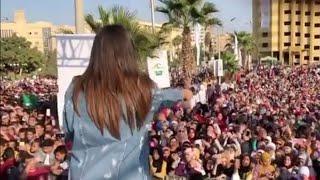 تحميل اغاني حفلة الفيوم الفنانة الشابة هايدي موسى ( جامعة الفيوم ) 23/10/2019 MP3