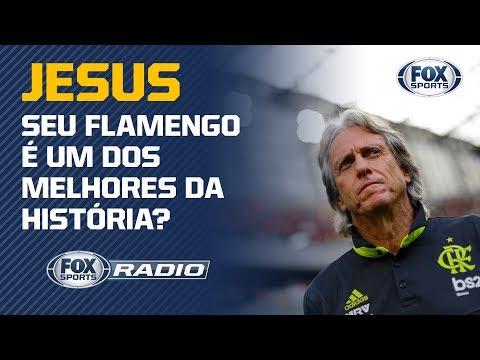 Flamengo de Jorge Jesus é um dos melhores da história do futebol brasileiro?