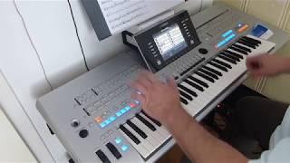 I Feel Lonely - (Sasha) - Reggae - Yamaha Tyros 4
