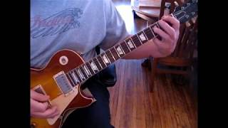 I Thank You - ZZ Top Lesson