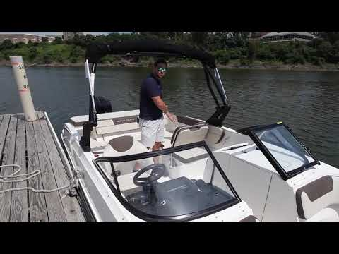 2018 Bayliner VR6 Bowrider OB in Memphis, Tennessee - Video 1