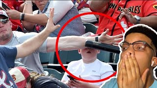 This Had to Hurt!!! ( Saving Lives Moments in Sports History)