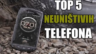 TOP 5 neuništivih telefona