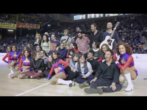 Watch videoSíndrome de Down: CLAMS en la Euroliga Barça -Olympiacos