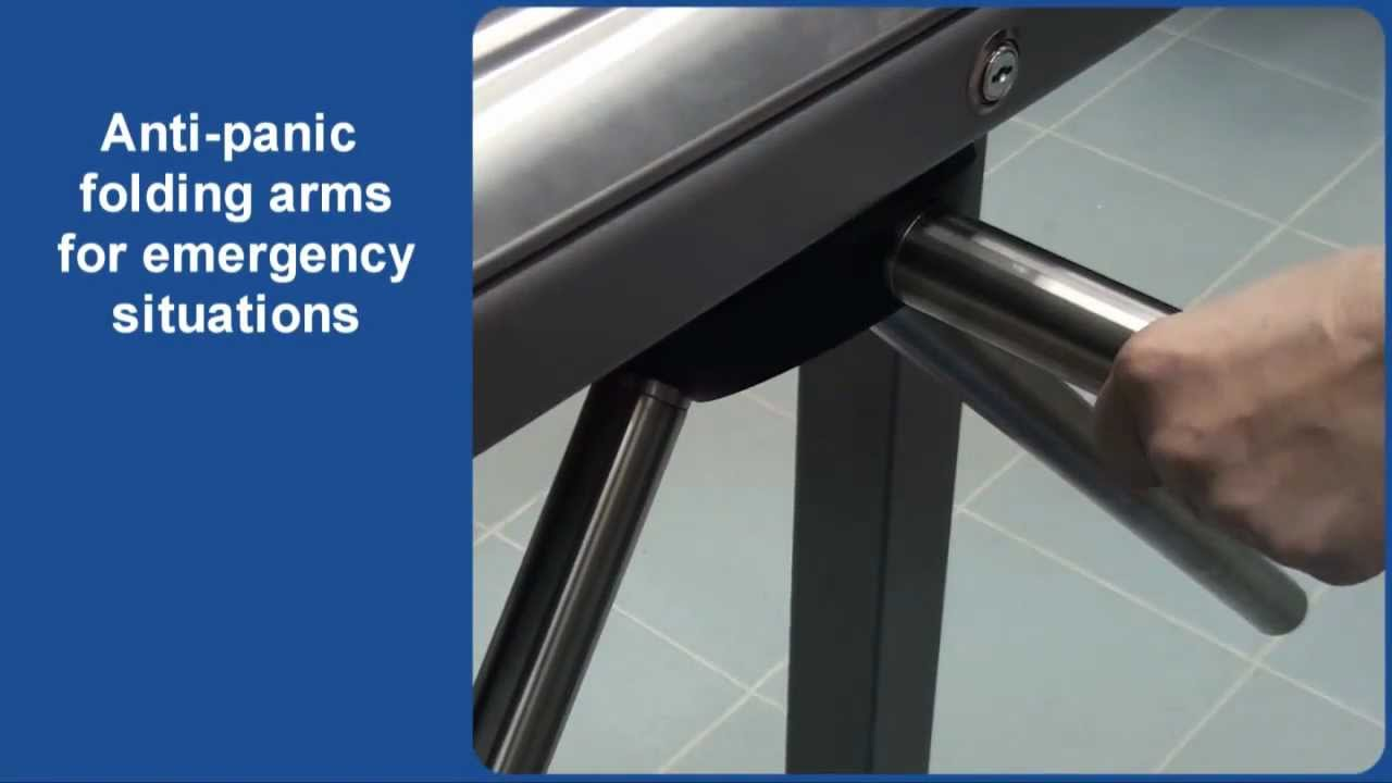 PERCo IP-based Access Control Systems