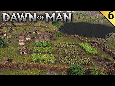 DAWN OF MAN #6 | RECINTO Y PLANTACIONES | Gameplay Español