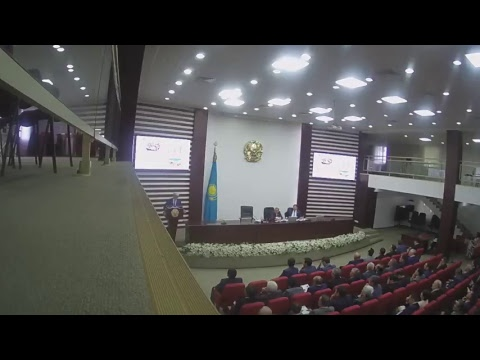 XXI очередная сессия маслихата Алматинской области