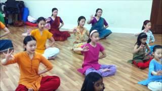 Bharatanatyam in Beijing