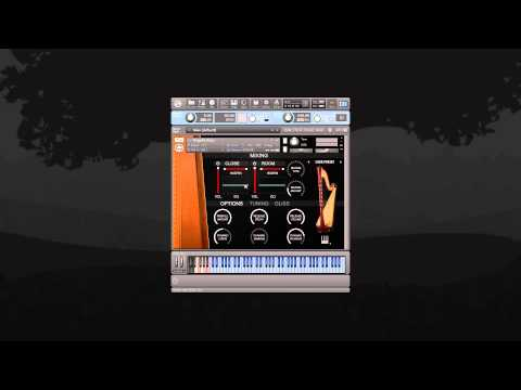 Video for Angelic Harp - Mixing