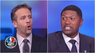 Warriors are 'finished' as NBA champions, according to the stats - Max Kellerman | NBA Countdown