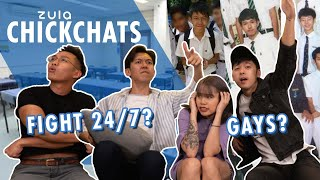 Boys' School Culture | ZULA ChickChats | EP 88