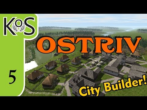 Ostriv Ep 5: POPULATION BOOM – City Builder – Let's Play, Gameplay