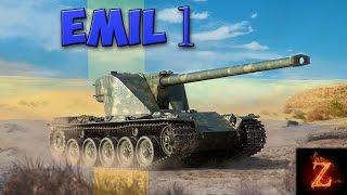 Emil 1 - Что за танк и с чем его едят! (Обзор от Zirex)