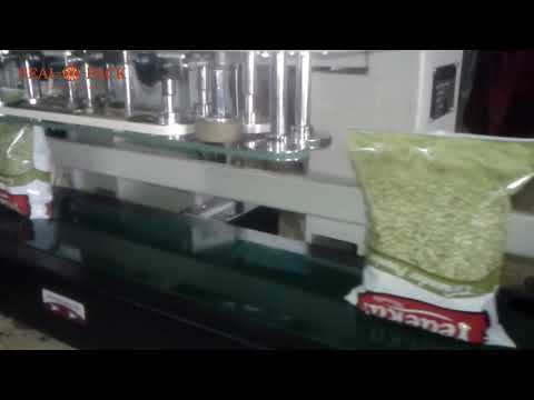 Maxi Vertical Continuous Band Sealing Machine with NGF