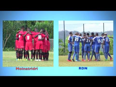 RDN # ASJ MOINATRINDRI (9ème journée du championnat senior DHT {29/04/17})