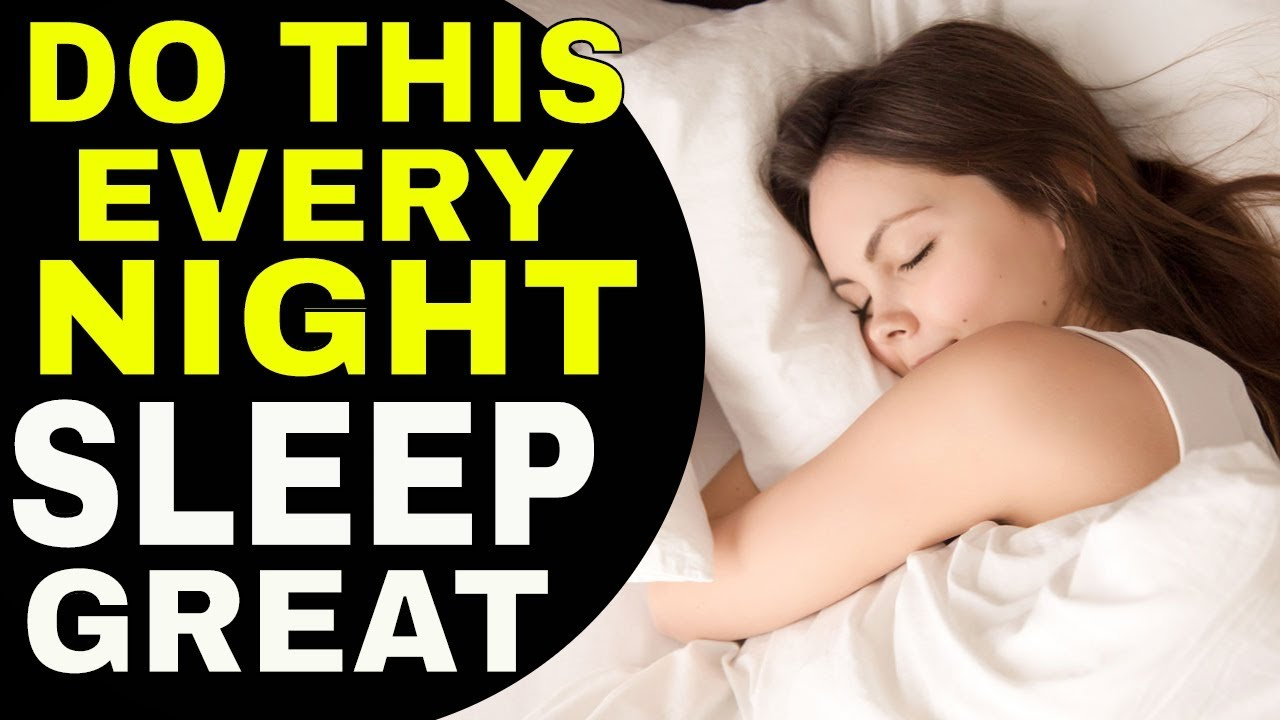 How to Get Better Sleep And Fall Asleep FAST | Law of Attraction Sleep Technique