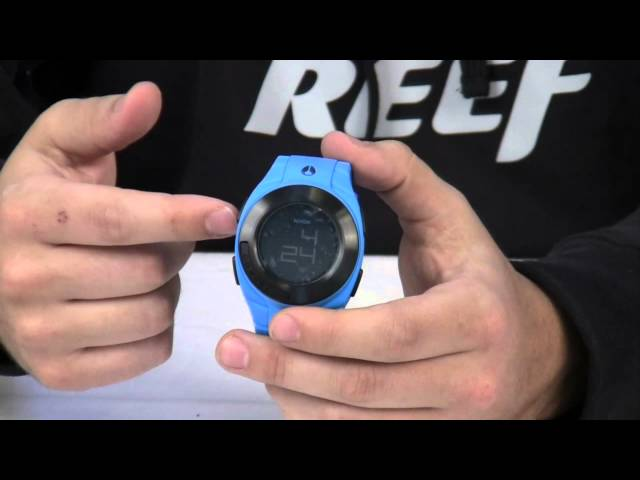 Nixon Outsider Watch Review at Surfboards.com