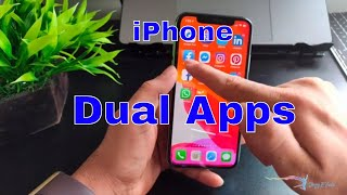 Dual Apps for iPhone (NO Jailbreak) | Facebook & Instagram Only | Tech Basics Series # 4