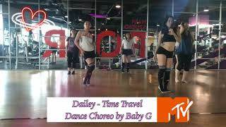 Daley - Time Travel Dance Choreo by Baby G