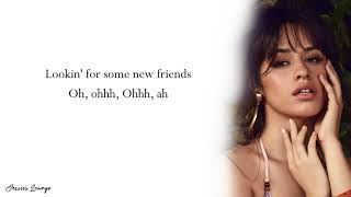 Camila Cabello   Real Friends (Lyrics)
