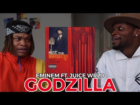 EMINEM - GODZILLA ft. JUICE WRLD | REACTION