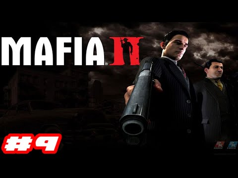 Mafia 2 PlayStation 3 Gameplay - Chapter 9