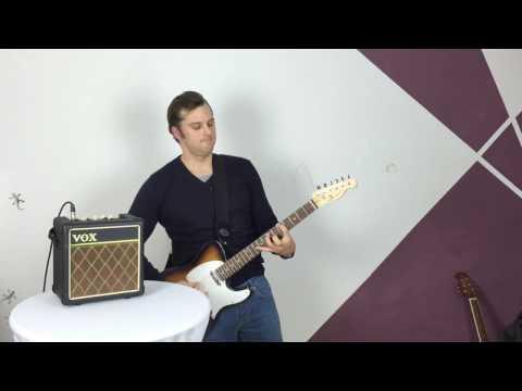 🎸🎸 Meine Erfahrung mit VOX Mini5 Rhythm CL Verstärker für Audio und Gitarre Review