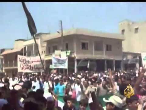 73 قتيلا في سوريا  اليوم والجيش الحر يتصدى