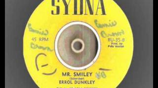 errol dunkley – baby be true extended with mr smiley – sydna records