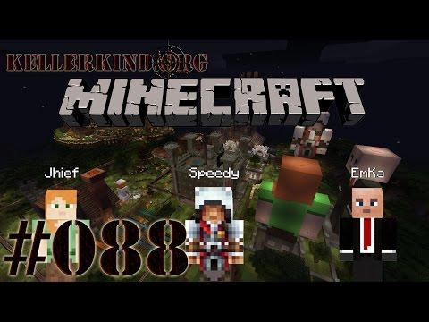 Kellerkind Minecraft SMP [HD] #088 – Die dreiköpfige Gefahr gegen den Wither! ★ Let's Play Minecraft