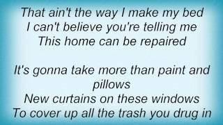 Julie Roberts - Paint And Pillows Lyrics