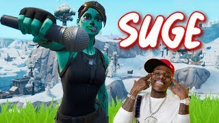 """Fortnite Montage   """"SUGE"""" (DaBaby)"""