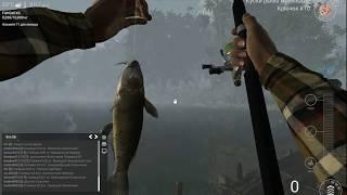 Озеро лоун стар ловля басса на удочку