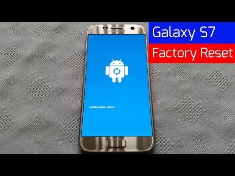 Samsung Galaxy S7/S7 Edge How To Factory Reset/Da | Youtube