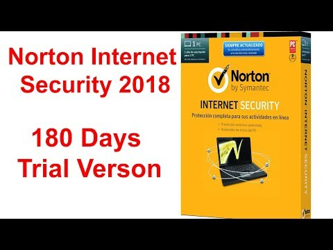Norton Internet Security 2018 || 180 Days Trial Mp3