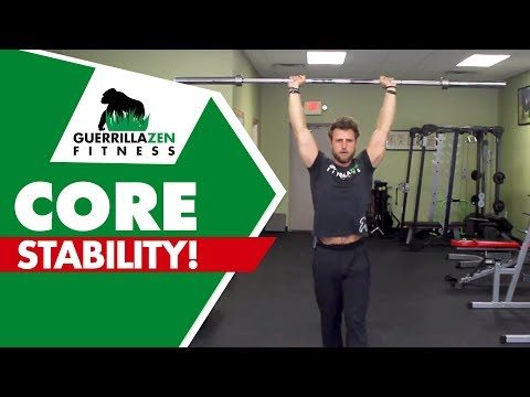Overhead Carry   Build Serious Functional Strength
