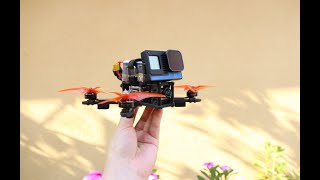 Best 3.5 inch Freestyle/ GEPRC SMART 35 HD 3.5inch Micro Freestyle Drone. It's literally dream FPV.