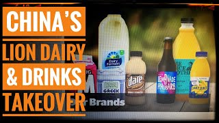 Chinas Takeover Of Lion Dairy & Drink