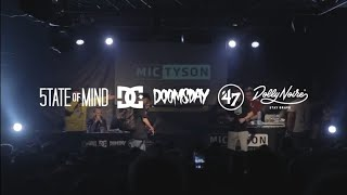 2°Edizione Mic Tyson Freestyle Battle 2017 [COMPLETO]