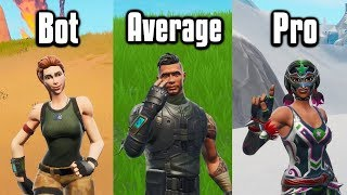 The Difference Between You And Pro Fortnite Players
