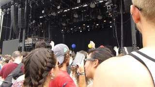 Andrew McMahon In The Wilderness - Halls @ Firefly Music Festival 2015
